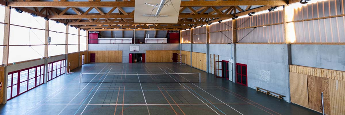 Permalien vers:Salle Multisports